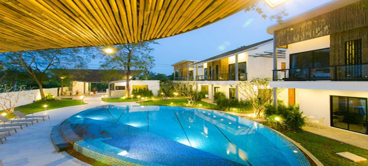 18 bedroom Phuket Resort for lease