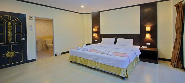 23 bedroom Patong Guest House for lease