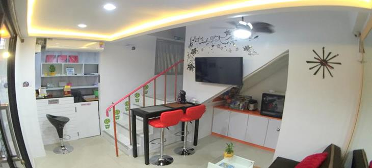 17 bedroom Patong beach Guest House for rent