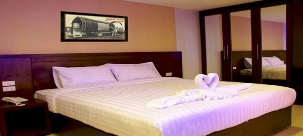 27 bedroom Patong beach Hotel for lease