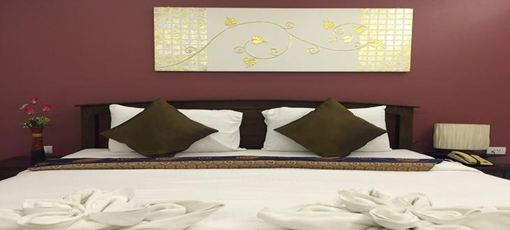 21 bedroom Patong Guest House for lease