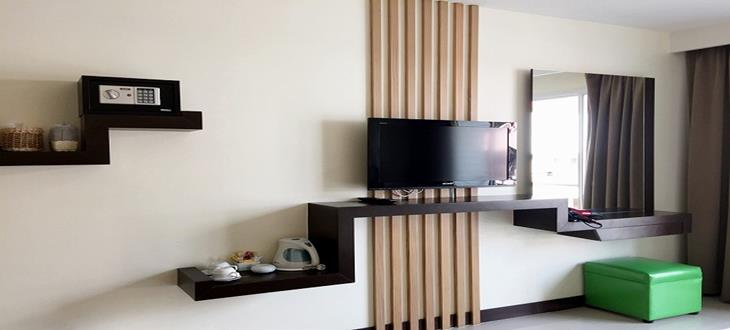 34 bedroom Patong bay Hotel for lease