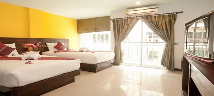 60 bedroom patong Hotel for lease