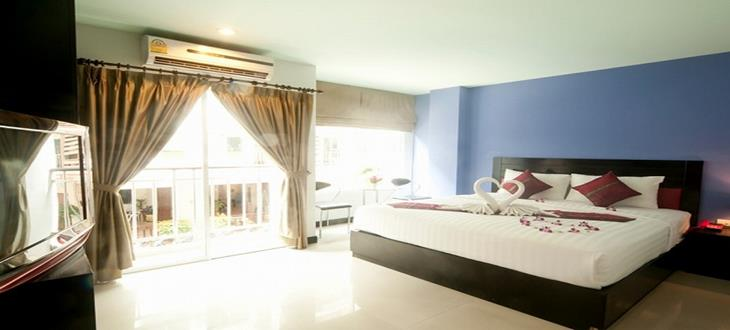 32 bedroom Hotel in Patong For Rent