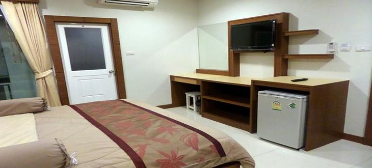 25 bedroom Patong Hotel for lease