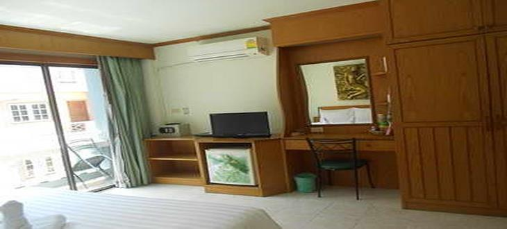 15 bedroom Patong Guest House for rent
