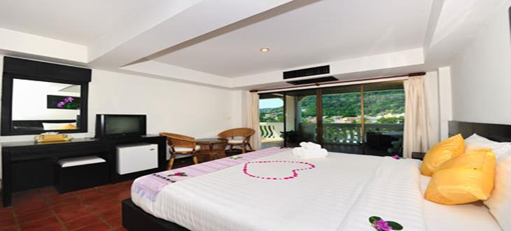 99 bedroom Patong Hotel for sale