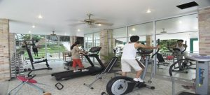 fitness 300x136 - 244 bedroom Patong beach front Resort out there