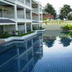 Pool front Condo for sale in Cape Panwa