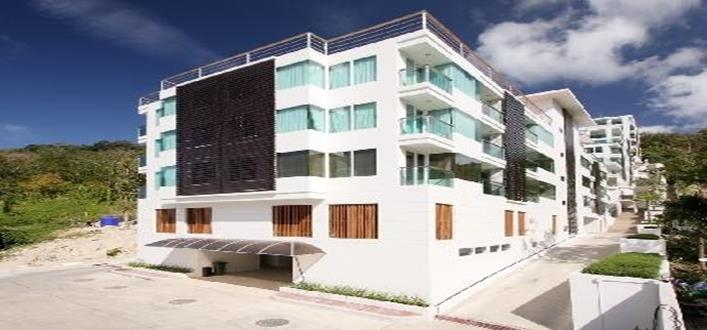 Ocean View Condo in Patong for sale