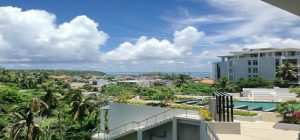 Ocean view Apartment in Karon for sale. Offering Apartments for sale and re-sale in a secure community on Phuket for expats, retirees and families. - 1