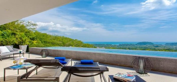 Sea view Apartment in Layan for sale