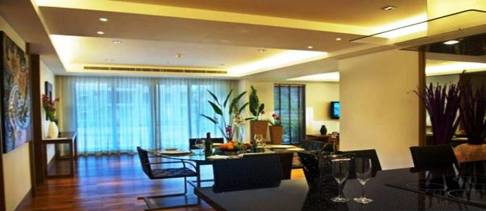 Seafront penthouses in Nai Thon for sale. Offering Apartments for sale and re-sale in a secure community on Phuket for expats, retirees and families. - 5