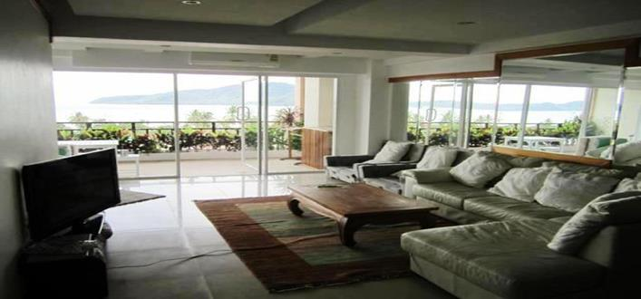 Sea view Apartment in Rawai for sale