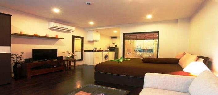 Brand new studio in Patong for sale