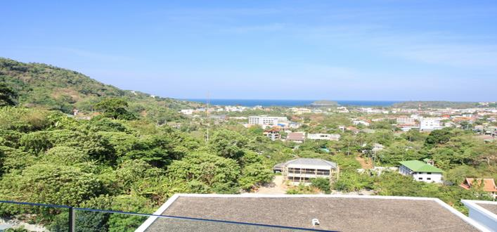Ocean view Condos in Kata for sale