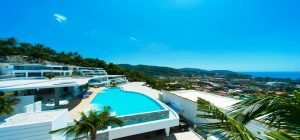 Ocean view Condos for sale Kata. Offering Apartments for sale and re-sale in a secure community on Phuket for expats, retirees and families. - 1