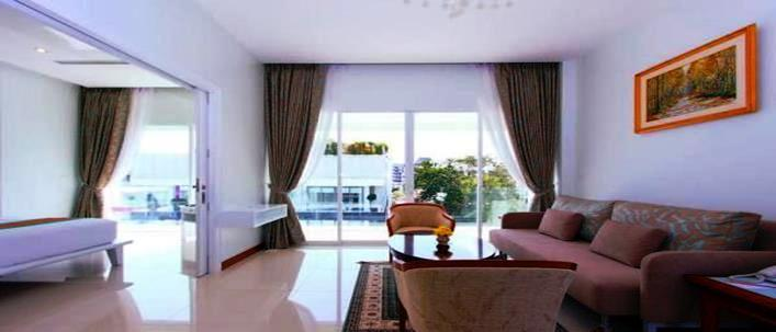 Modern Apartment in center for sale Patong