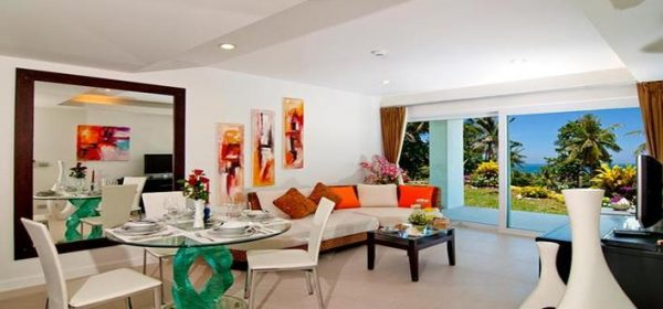 Sea view Condos in Karon for sale