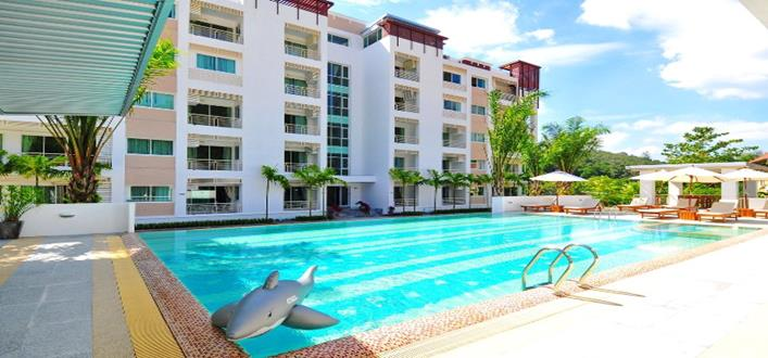 Modern Apartments in kamala for sale