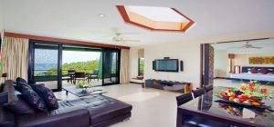 Stylish penthouse Apartment for sale Kata. Offering Apartments for sale and re-sale in a secure community on Phuket for expats, retirees and families. - 5