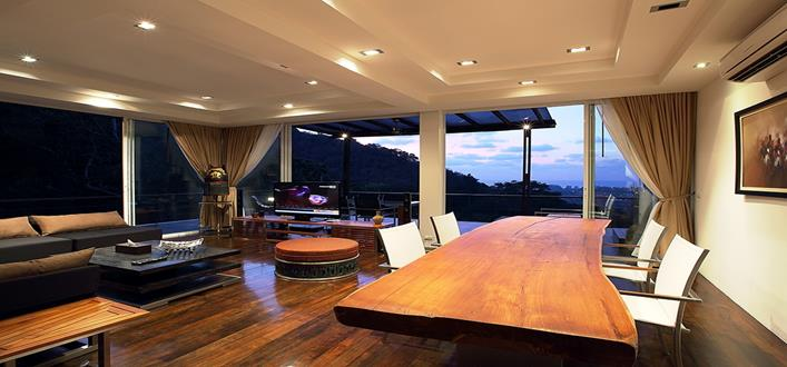 Penthouse sea view in Kamala for sale