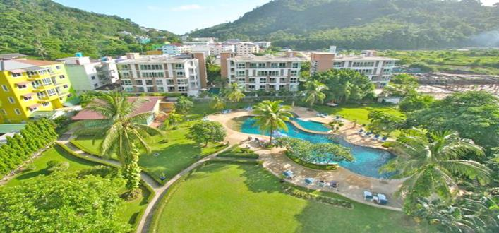 Private modern studio in Patong for sale