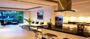 Seafront penthouses in Nai Thon for sale. Offering Apartments for sale and re-sale in a secure community on Phuket for expats, retirees and families. - 3
