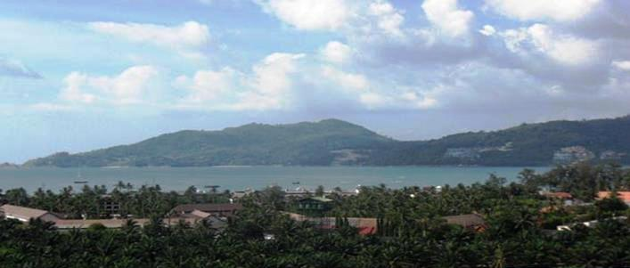 Ocean view Condo for sale Patong