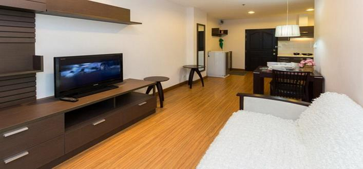 One bedroom Apartment in Patong for sale
