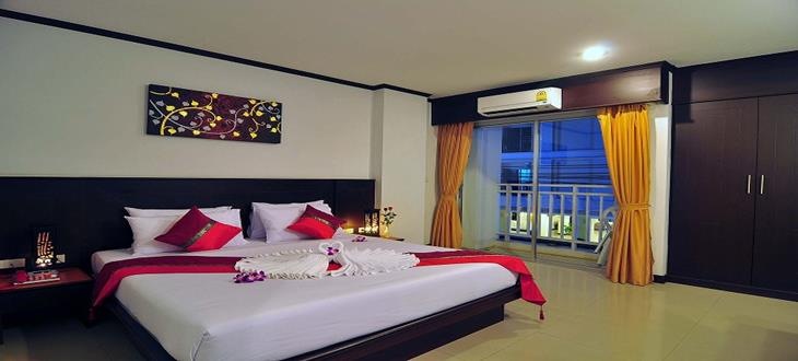 28 bedroom Patong Hotel business for rent