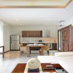 2 bedroom Luxury Balinese pool Villa for sale Nai Harn