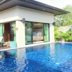 3 bedroom Tropical pool Villa for sale Cherng Talay