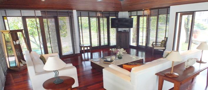 5 bedroom Lakeside Villa for sale Surin Beach