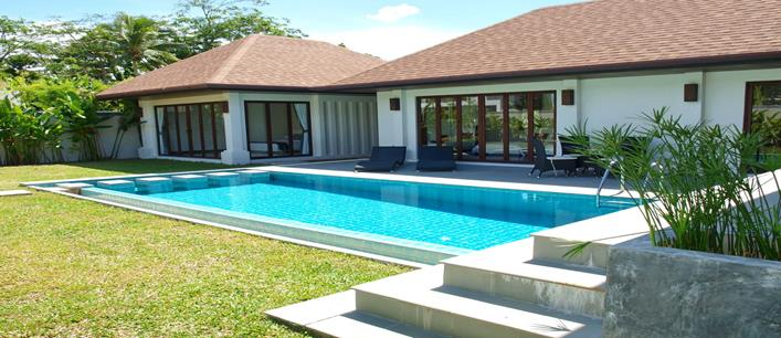 3 bedroom private pool Villa for sale Rawai