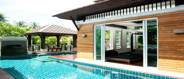 3 bedroom Charming pool Villa for sale Nai Harn