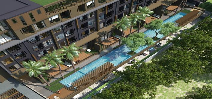 one Bedroom surin beach Apartment For Sale