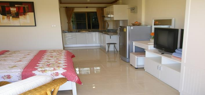 Large Freehold Studio-Apartment In Patong For sale