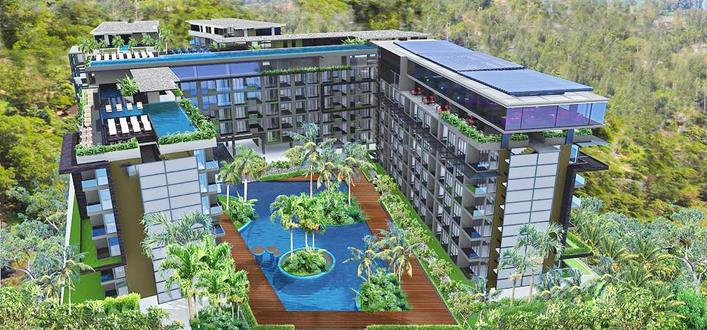 Modern Apartment in kamala for sale