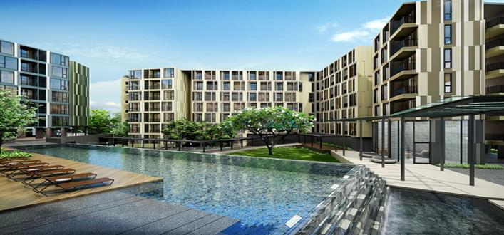 New Condos for sale Phuket Town