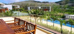 Sunset view Apartment Layan for sale. Offering Apartments for sale and re-sale in a secure community on Phuket for expats, retirees and families. - 2