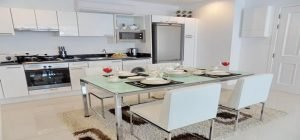 Three bedroom Penthouse Apartment in Kamala for sale. Offering Apartments for sale and re-sale in a secure community on Phuket for expats, retirees and families. - 2