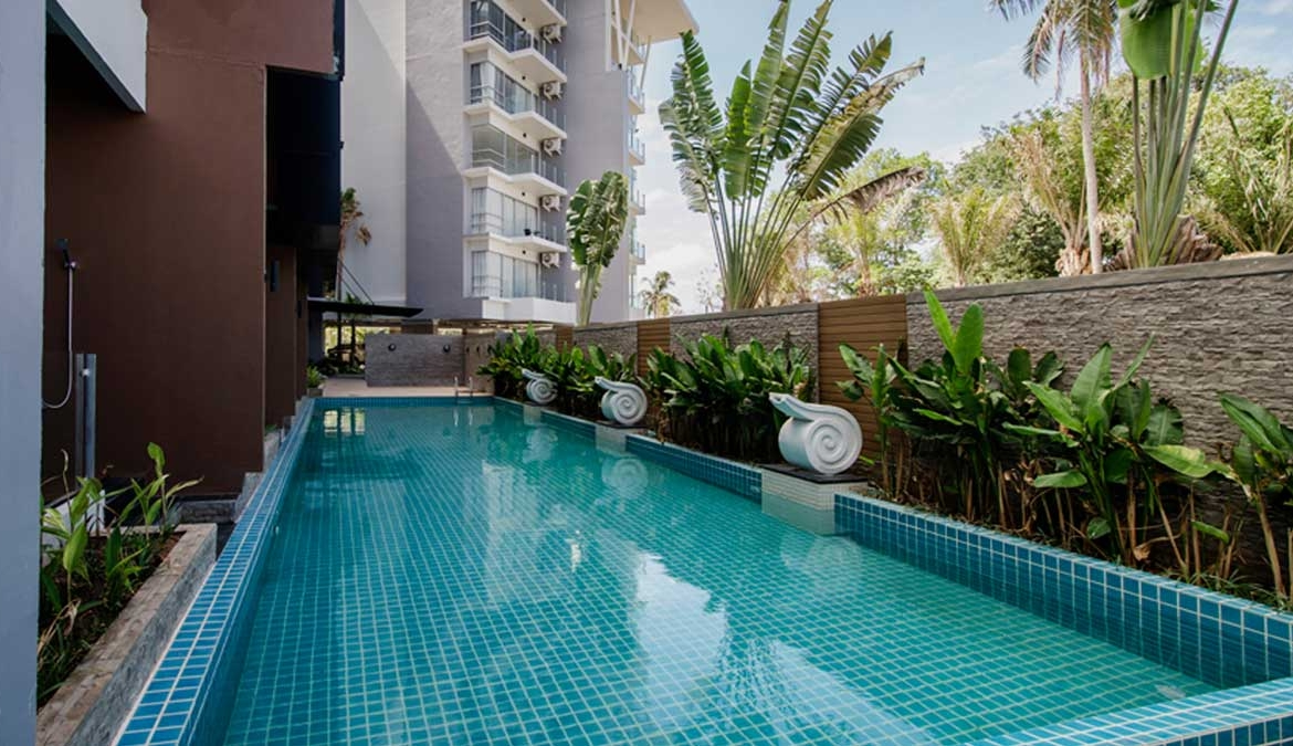 Karon 2 bedroom Apartment for sale for ฿6,100,000