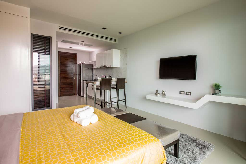 Patong 1 bedroom Apartment for sale for ฿3,516,300